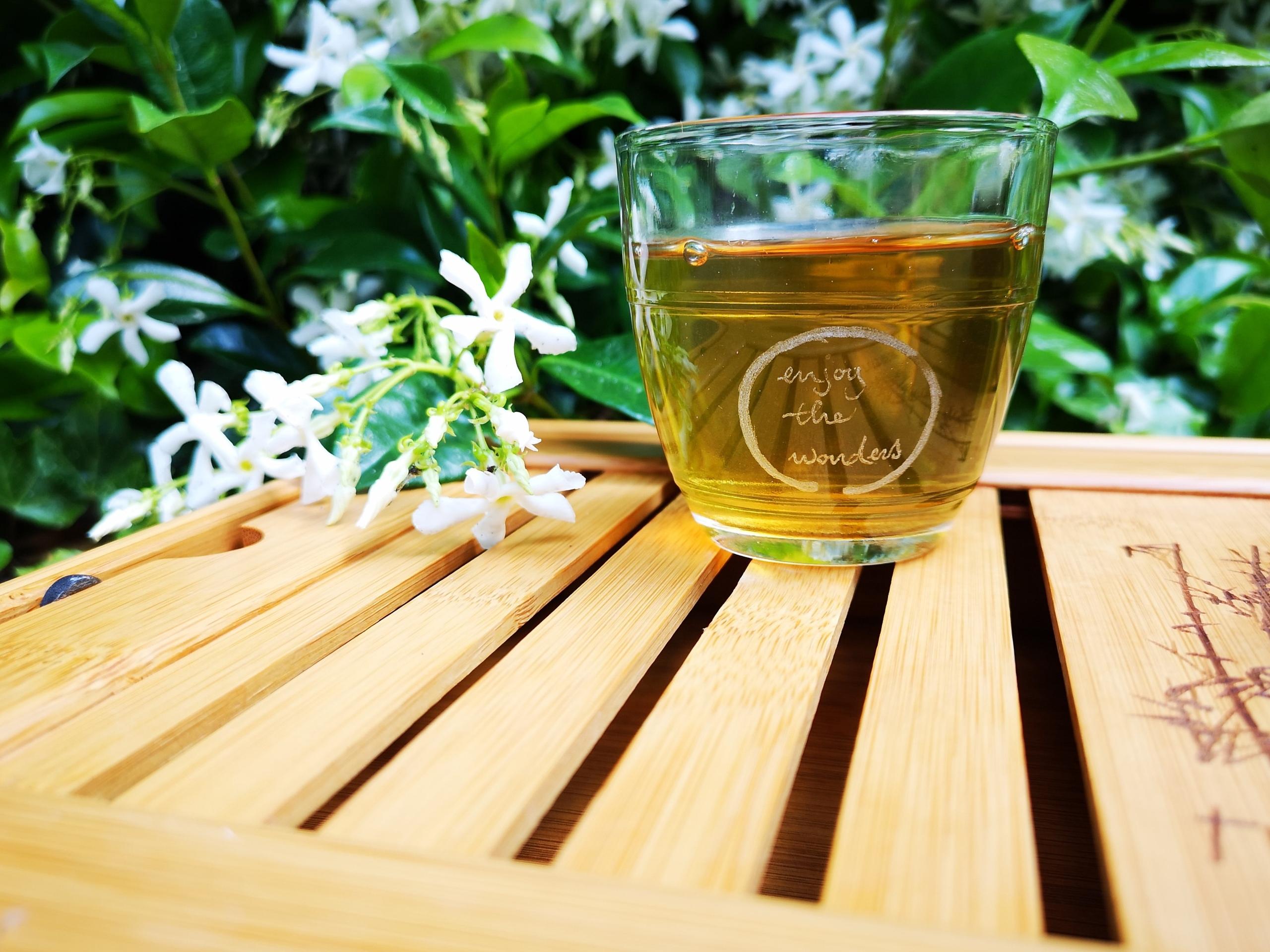Добавка к чаю ЖАСМИН или чай с Жасмином.