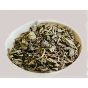 Зеленый чай Ганпаудер (крупнолистовой, узбекский)