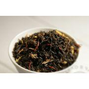 Чай Пуэр Красный Апельсин  (рассыпной)