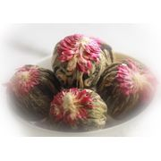 Связанный чай Связка-цветок со вкусом манго