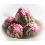 Связанный чай Связка-цветок со вкусом винограда