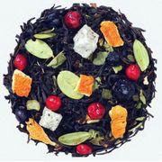 Черный ароматизированный чай  Северное Сияние