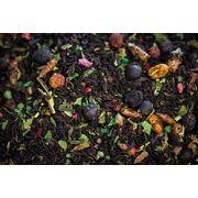 Черный ароматизированный чай Таежное озеро