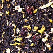 Черный ароматизированный чай  Букет Согдианы