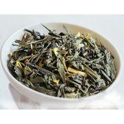 Зеленый ароматизированный чай Фруктовая карамель