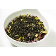 Черный ароматизированный чай Сицилийское лето