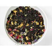 Черный ароматизированный чай Императорский