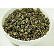 Зеленый чай Зеленая жемчужина Люй Лун Чжу