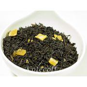 Черный ароматизированный чай Северная Пальмира