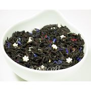 Черный ароматизированный чай Арлекино