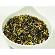 Черно-зеленый чай 1001 ночь