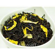 Черный ароматизированный чай Граф Румянцев