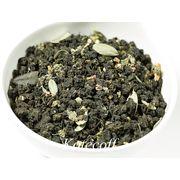 Иван-чай с черникой и малиной