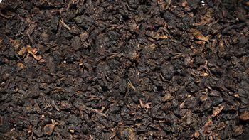 Красный чай Оолонг черный