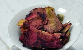Добавки к чаю Лепестки роз