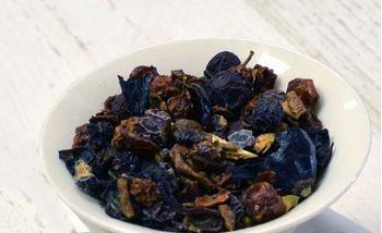 Добавки к чаю Крымские лесные ягоды