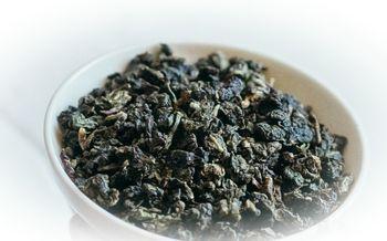Чай Улун Клубника со сливками
