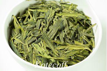 Зеленый чай Лун Цзин кат. В (Колодец Дракона)