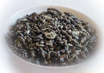 Жасминовый чай Ганпаудер