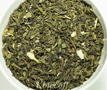 Жасминовый чай Хуа Ча кат. В с бутонами жасмина
