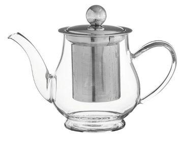 """Чайник заварочный с металлическим ситом 400 мл """"Талина"""""""