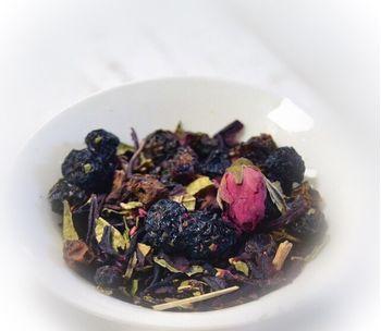 Фруктовый чай С арбузом