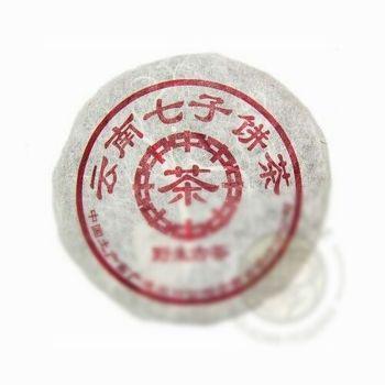 Чай Пуэр Гун Тин, Блин (ШУ) 100 гр