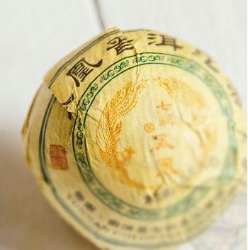 Чай Пуэр Гнездо (ШЕН)
