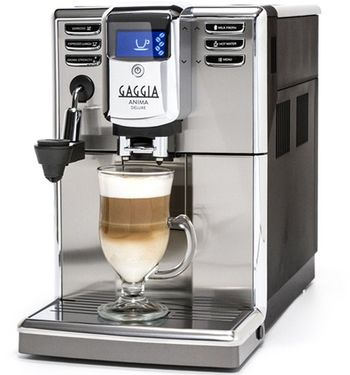 Кофемашина Gaggia Anima DLX AMF SS 230 WE
