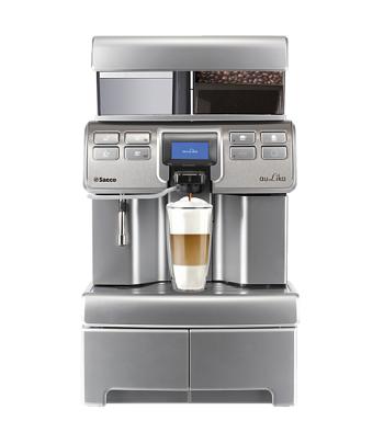 Профессиональная кофемашина Saeco Aulika Top High Speed Cappuccino