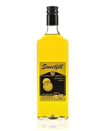 "Сироп ""Свитфилл"" Лимон"