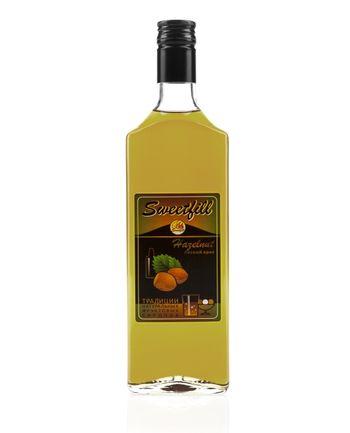 """Сироп """"Свитфилл"""" Лесной орех"""